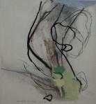 Italien - 30 Tage3.06.06, Herta Müller, technique mixte sur papier, 31 x 35 cm, 2006, Galerie Vieille du Temple, G024.JPG