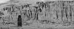 Extrait panoramique de la falaise de Bâmiyân 2. © Courtesy Pascal Convert, Galerie Eric Dupont.jpg