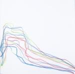 Vera Molnar, 4 couleurs, d'un seul trait, 2001, 20x20 cm, _© Galerie Berthet-Aittouarès.jpg